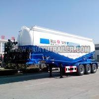 Cement Bulk Transport Semi Trailer