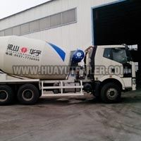Concrete Mixer Truck (25Ton)