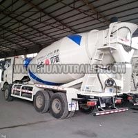 Concrete Mixer Truck (30Ton)