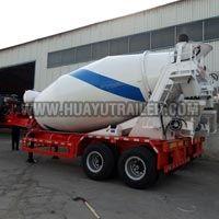 Concrete Mixer Truck (8M3)