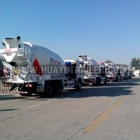 Concrete Mixer Truck (ZZ1256N3846C/N1FA3)
