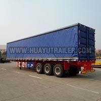 container semi trailer