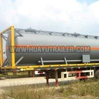 Container Tank Trailer (40000L)
