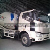 Dual Axle Cement Mixer Tanker Trailer