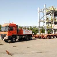 Multi Axis Hydraulic Truck Trailer