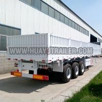 Side Wall Semi Trailer for Hot Selling