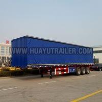 Three Axle Container Semi Trailer (40Feet)