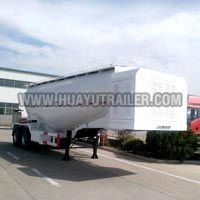 Three Axle Heavy Duty Bulk Cement Truck