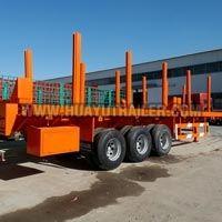 timber semi trailer