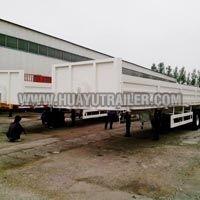 Tri Axle Cargo Trailer