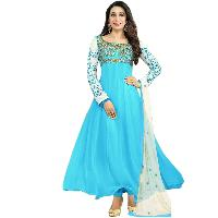 Georgette Anarkali Party Wear Suits