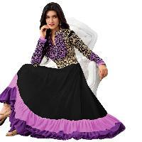 Indian Long Anarkali Dress
