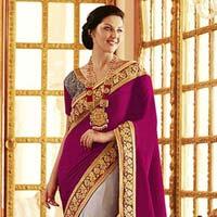 Royal Fashion Designer Saree