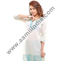 South Cotton Long Kurti