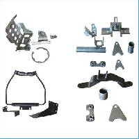Two Wheeler Silencer Parts