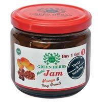 Mango With Dry Fruit Herbal Jam