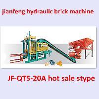 Automatic Concrete Fly Ash Brick Making Machine
