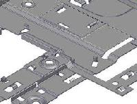 Precision Sheet Metal Fabricated Parts