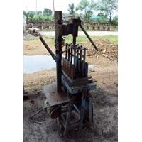Manual Brick Making Machine
