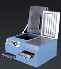 Automatic Rubber Stamp Making Machine