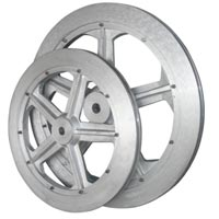 Wire Saw Machine Wheel