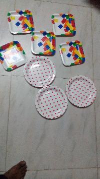 Export Qulity Paper Plate