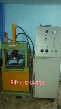 Hydraulic Single Die Paper Plate Making Machine & Paper Plate Making Machine in West Bengal - Manufacturers and ...