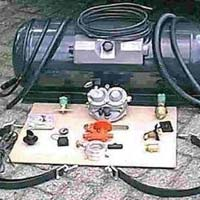 Car Gas Conversion Kit