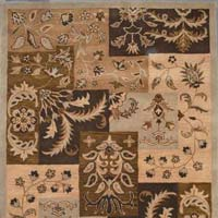 Hand Tufted Tangled Carpet