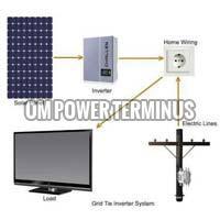 Solar On Grid Net Metering System