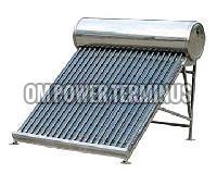solar water heating equipment