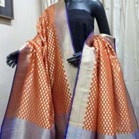 Hand Woven Silk Dupatta
