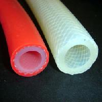 Silicone Rubber Braided Hose