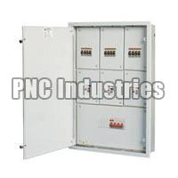 Electrical Distribution Board (Seven Compartment)