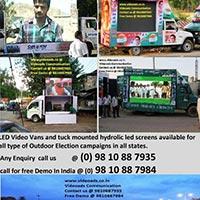 Lcd Mobile Van