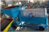 200t/h Portable Trommel Screen