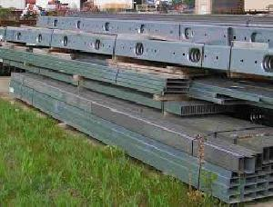 Galvanized Steel Joists