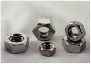 Mild Steel Hex Nuts