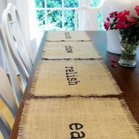 Jute Dining Table Mat