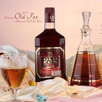 Premium Old Fox Matured Xxx Rum