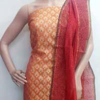 Ladies Chanderi Salwar Suit