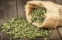 Green Roasted Coffee Beans