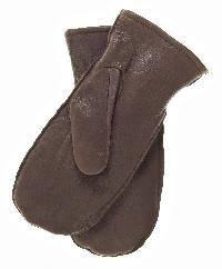 Leather Mitten Gloves Mitten Leather Glove