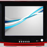 Crt Color Tv 14 inch NF