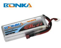4200mah 14.8v 45c/90c 4s Lipo Battery For Rc Helicopter