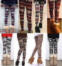 Woolen Legging
