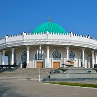 Family Holiday Tour In  Tashkent With Marveltrip