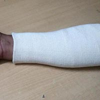 Cotton Knitted Arm Protective Sleeves