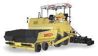 Wetmix Paver Finisher Machine
