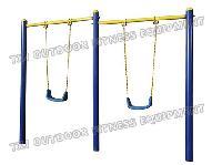 Double Unit Children Swing